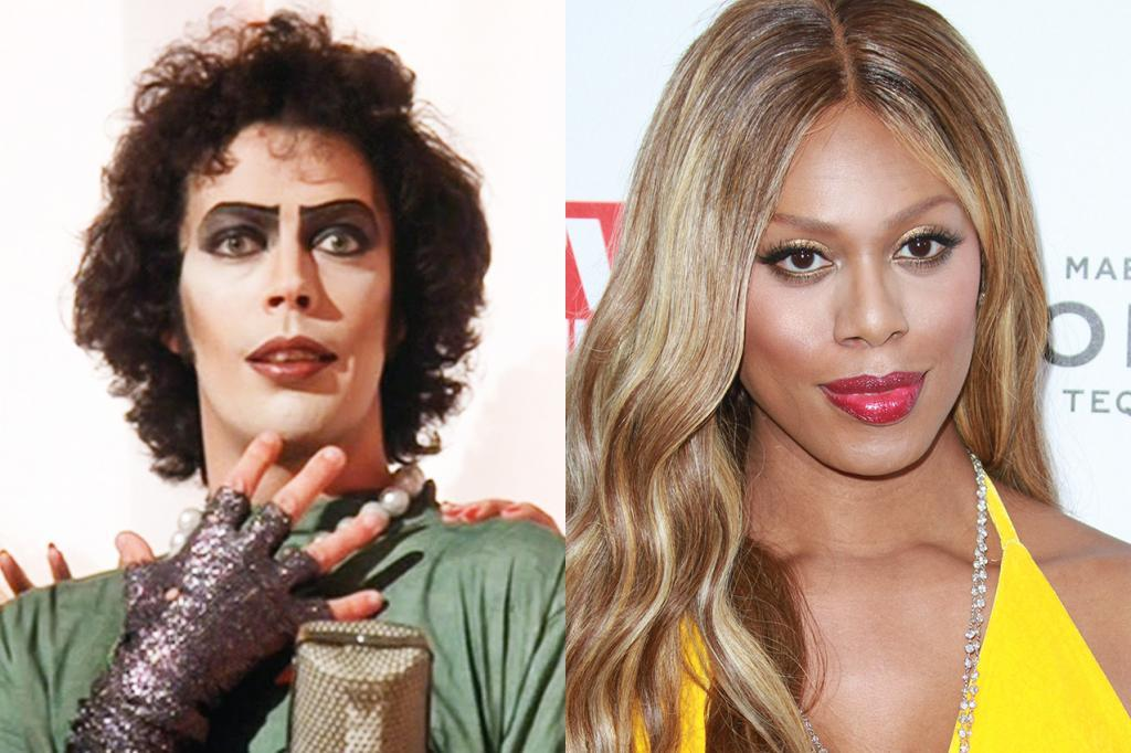 Tim Curry prenderà parte insieme al transgender Laverne Cox nel remake TV di The Rocky Horror Picture Show