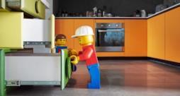 L'incredibile casa ispirata al mondo LEGO costruita da un'azienda di Taiwan.