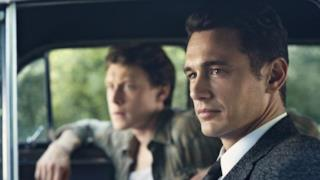 James Franco in una scena di 11.22.63 la serie tratta dal best seller di Stephen King