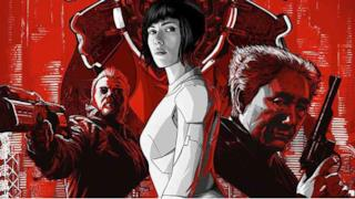Ghost in the shell, locandina e nuovo teaser