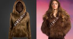 Questa felpa pelosa ti trasformerà in Chewbacca, scaldandoti