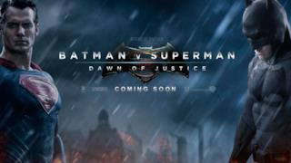 Locandina di Batman V Superman