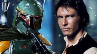 Han Solo e Boba Fett