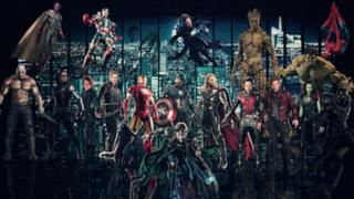 Gli eroi del Marvel Cinematic Universe