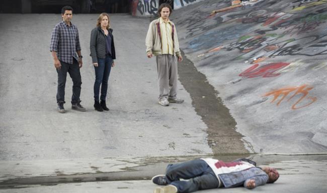 Una delle prime immagini di Fear the Walking Dead