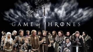 Un collage con tutti i protagonisti di Game of Thrones