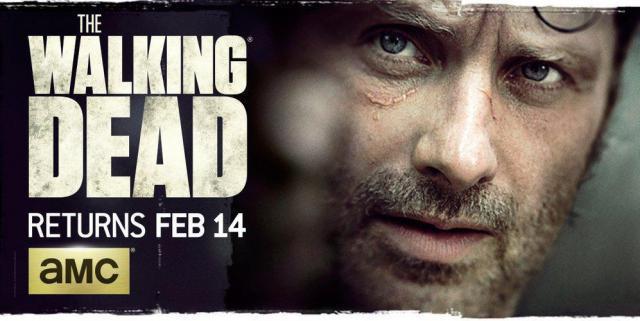 La seconda parte di The Walking Dead 6 tornerà il 14 febbraio