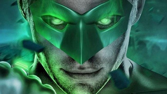 Chris Pine nel ruolo di Hal Jordan (immagine: Heroic Hollywood)