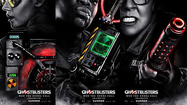 Nuovo Proton Pack per il remake di Ghostbusters