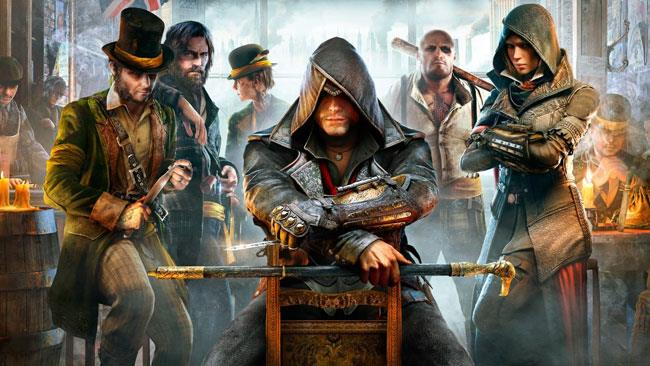 I gemelli Frye e i Rooks in Assassin's Creed Syndicate