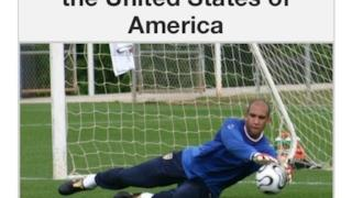 Tim Howard come Segretario della Difesa americano su Wikipedia