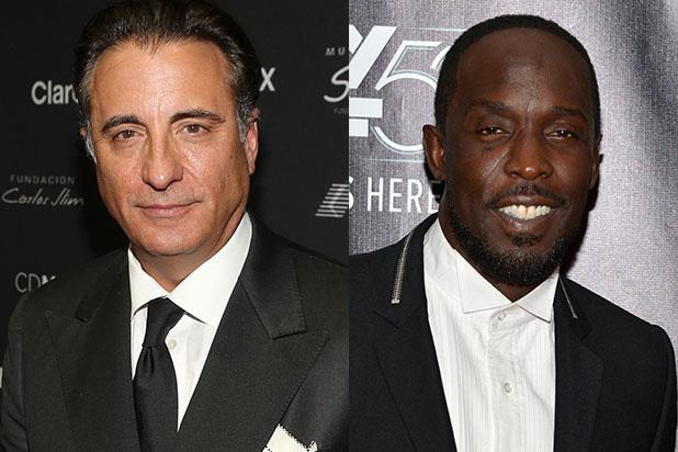 Andy Garcia e Michael K. Williams saranno nel reboot di Ghostbusters
