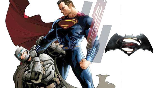 Batman v Superman in nuove concept art