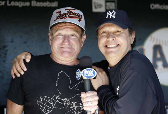 Robin Williams e Billy Crystal
