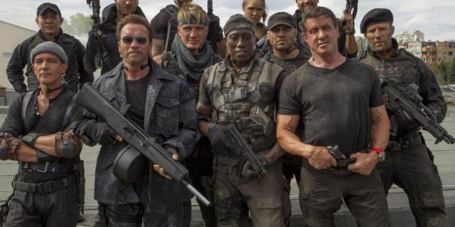 Cast di The Expendables 3