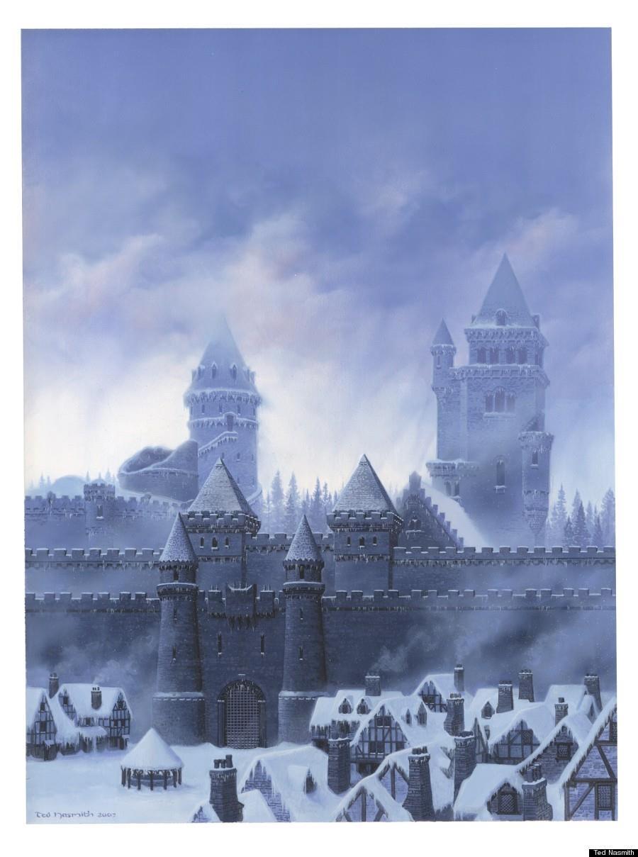 Illustrazione di Grande Inverno