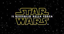 Logo di Star Wars 7