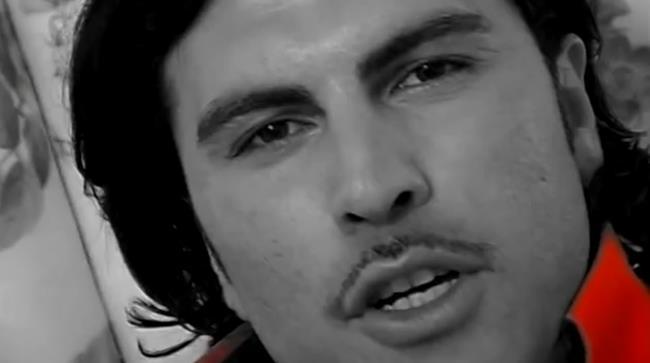 """Karim Capuano nel videoclip di """"Di Sicuro"""""""