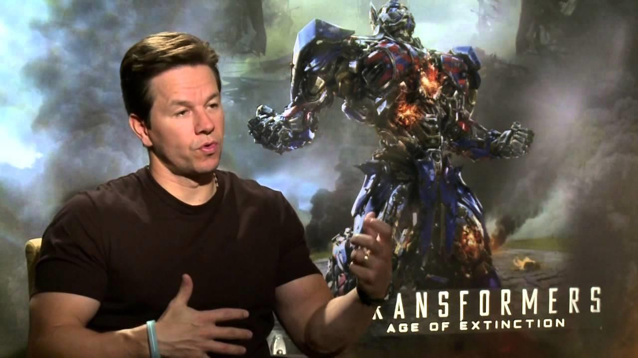 Mark Wahlberg: intervista per Transformers The Age of Extinction