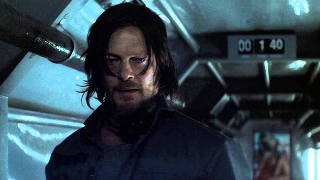 Norman Reedus in AIR