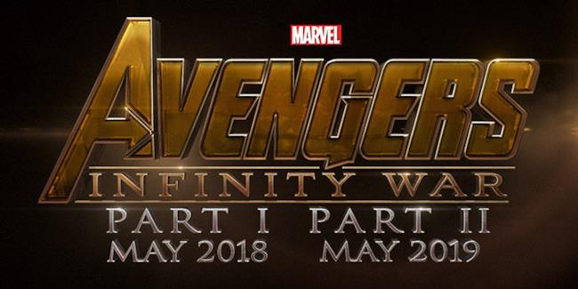 Avengers: Infinity War sarà un film in due parti