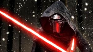 Kylo Ren in un teaser di Star Wars 7