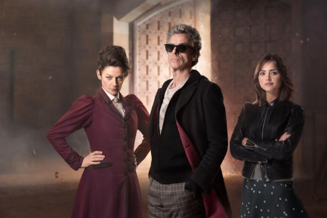 Doctor Who, Steven Moffat ospite del Lucca Comics & Games 2015