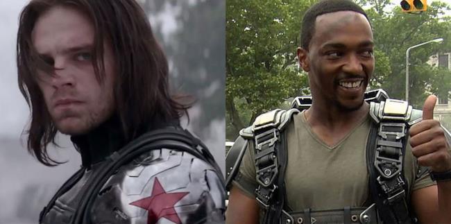 Sebastian Stan e Anthony Mackie: due possibili interpreti di Capitan America