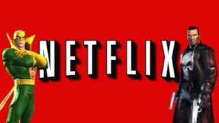 Netflix è combattuta tra un progetto su Iron Fist e uno su Punisher