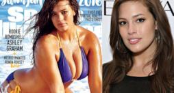 Ashley Graham sulla copertina della Swimsuite Edition di Sports Illustrated