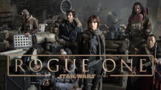 Star Wars: Rogue One svelati logo e foto del cast