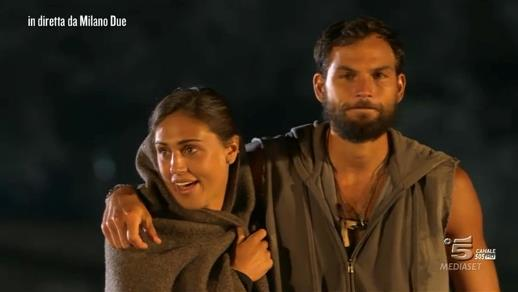 Brice e Cecilia: gli Adamo ed Eva di Playa Desnuda