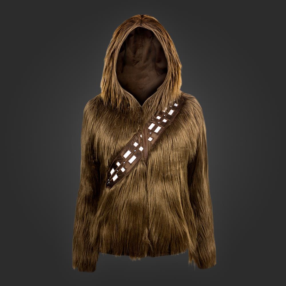 La felpa di Chewbacca