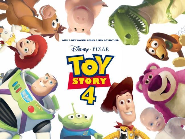 Toy Story 4 è uno dei titoli in lavorazione presso Disney