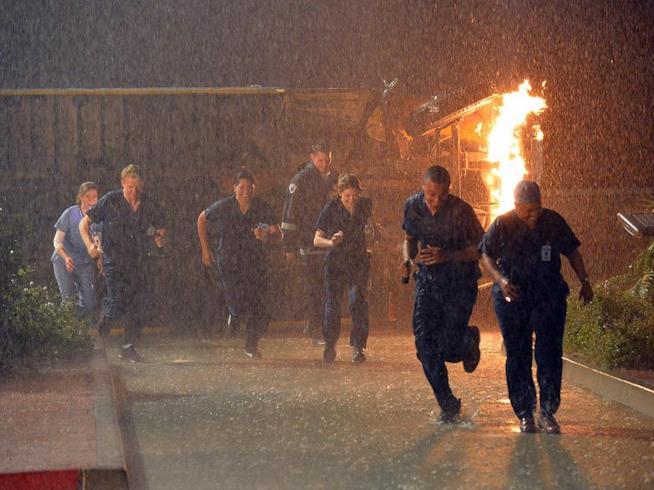 Grey's Anatomy spin-off nuovo sui pompieri di Seattle, ABC conferma