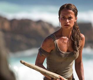 Alicia Vikander nelle prime immagini ufficiali di Tomb Raider e la sinossi del film