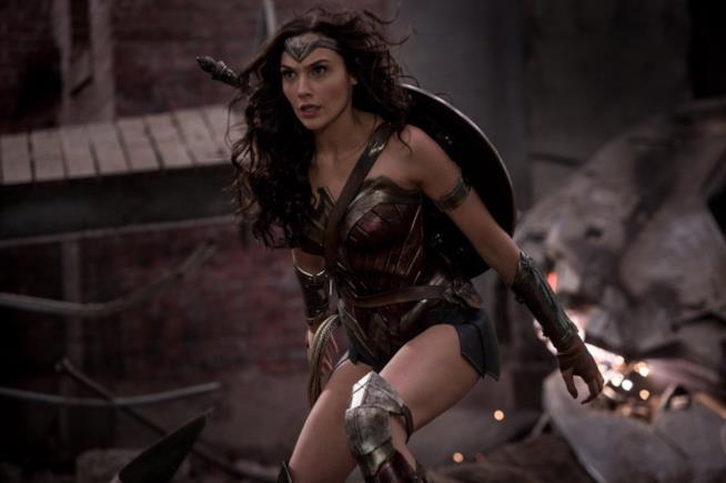 Wonder Woman è stato classificato PG-13