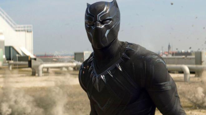 Un'immagine di Black Panther