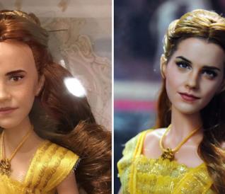 La Bella e la Bestia: uno splendido makeover per la controversa bambola di Belle