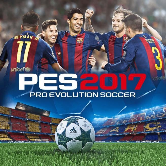 Pro Evolution Soccer 2017 di Konami