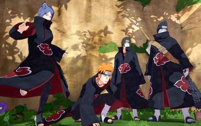Naruto to Boruto: Shinobi Striker per PS4, Xbox One e PC