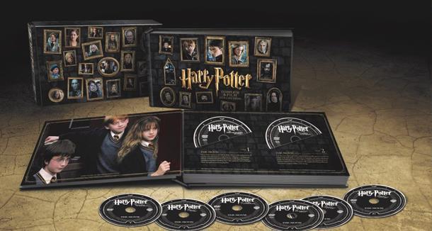 JK Rowling pubblica tre nuovi libri sui personaggi di Harry Potter