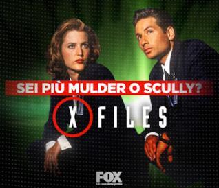 X-Files: sei più Mulder o Scully?