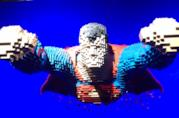 The Art of the Brick: DC Super Heroes - La mostra dedicata ai supereroi e ai super cattivi arriva a
