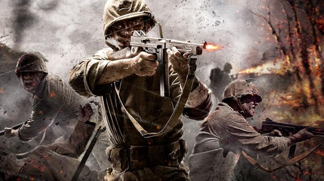 La cover di Call of Duty: World at War