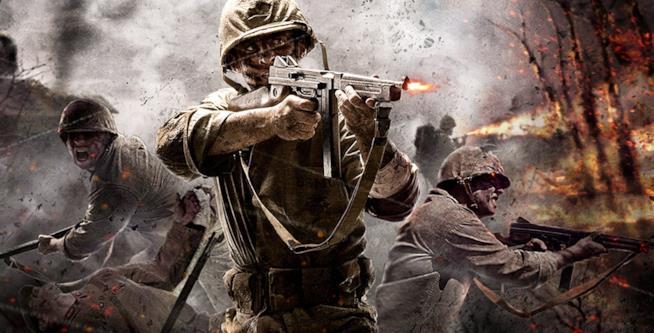 La cover di Call of Duty: World at War