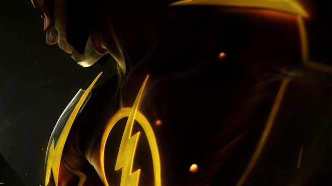 The Flash in azione in Injustice 2