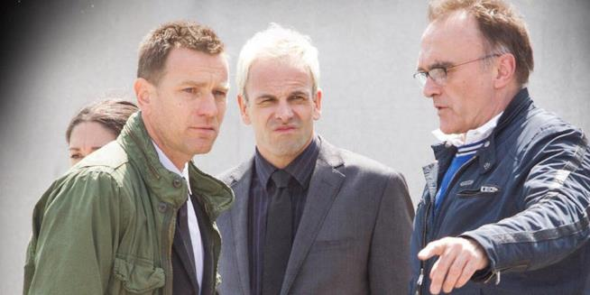Mark Renton nel nuovo Trainspotting