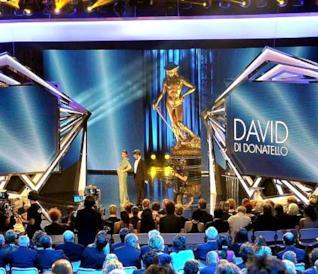 Il pubblico di David di Donatello assiste alla premiazione