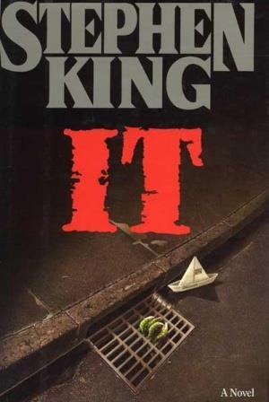 La copertina del romanzo It di Stephen King